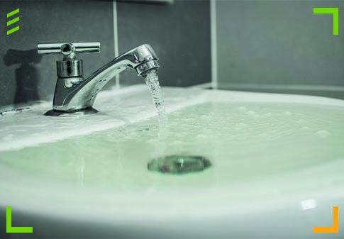 smartapart Einsatz Wasserüberlauf