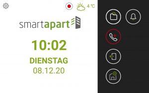 smartapart Home Luftguete Alarm